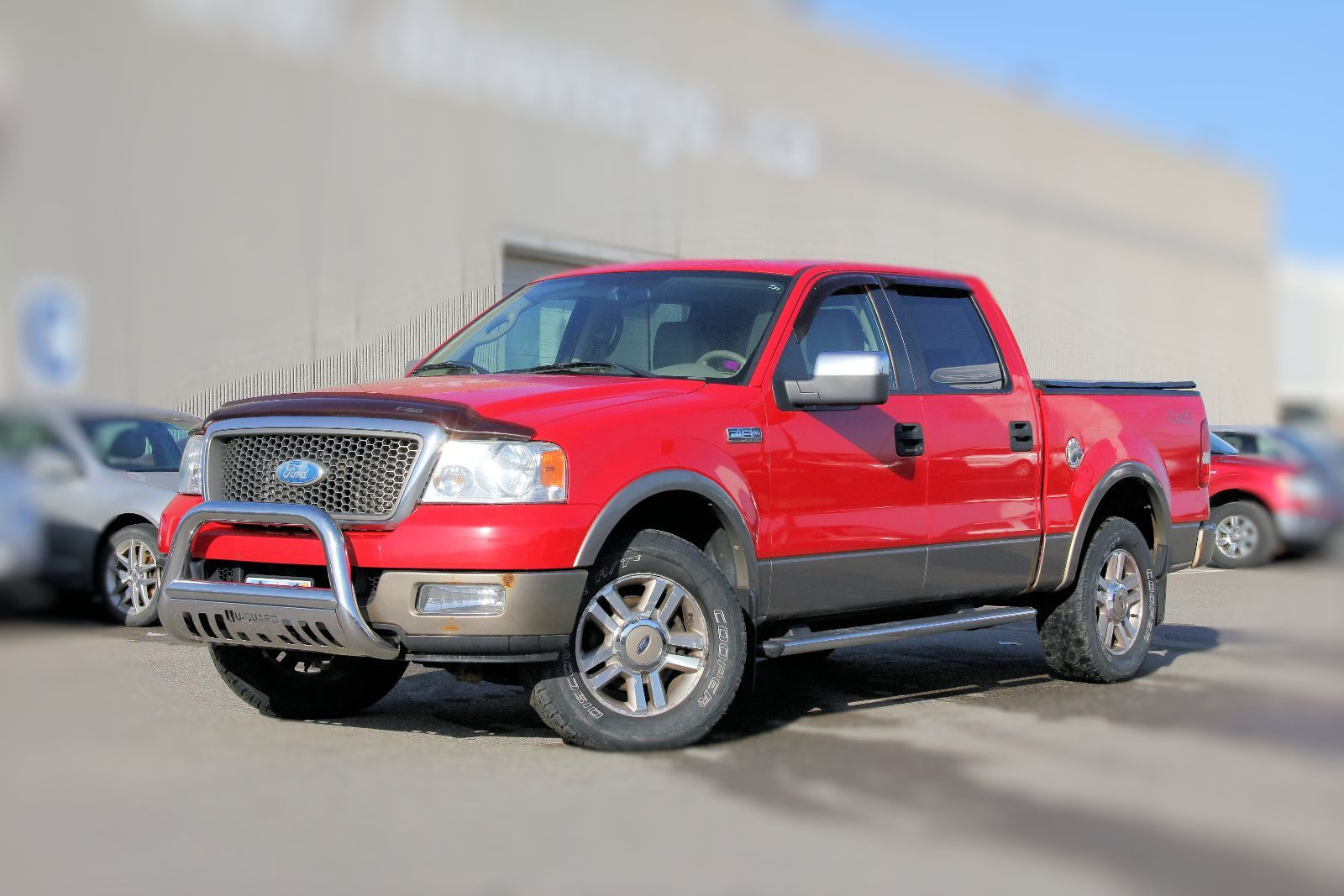 used 2005 ford f150 lariat in saint john used inventory downey ford in saint john new brunswick. Black Bedroom Furniture Sets. Home Design Ideas