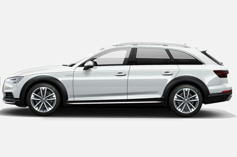 2018 Audi A4 Allroad 20t Technik Quattro 7sp S Tronic New For Sale White Black Rims In Calgary Glenmore
