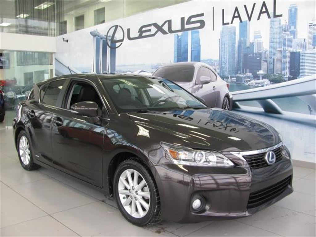 pre owned 2012 lexus ct 200h hybride 78 sem txs incl 0 cash in laval pre owned inventory. Black Bedroom Furniture Sets. Home Design Ideas