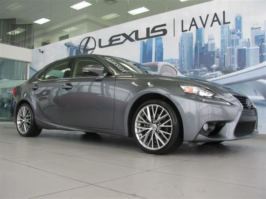 Pre Owned 2014 Lexus Is 250 125 Sem Txs Incl 0