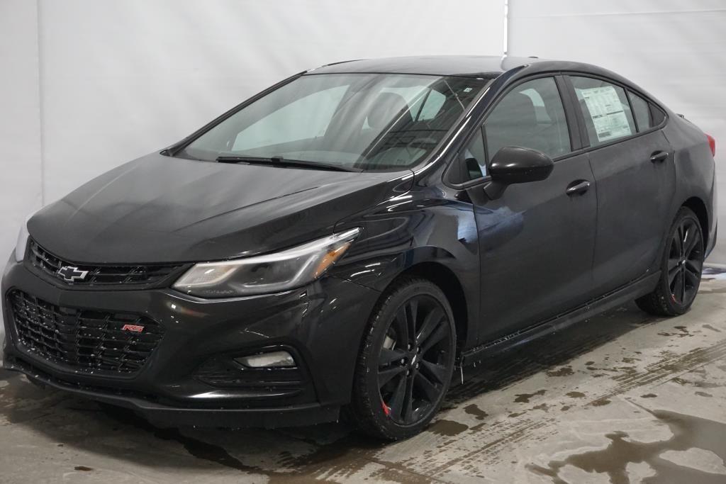 Chevrolet Cruze LT, Redline 2018 Noir mosaïque métallisé ...