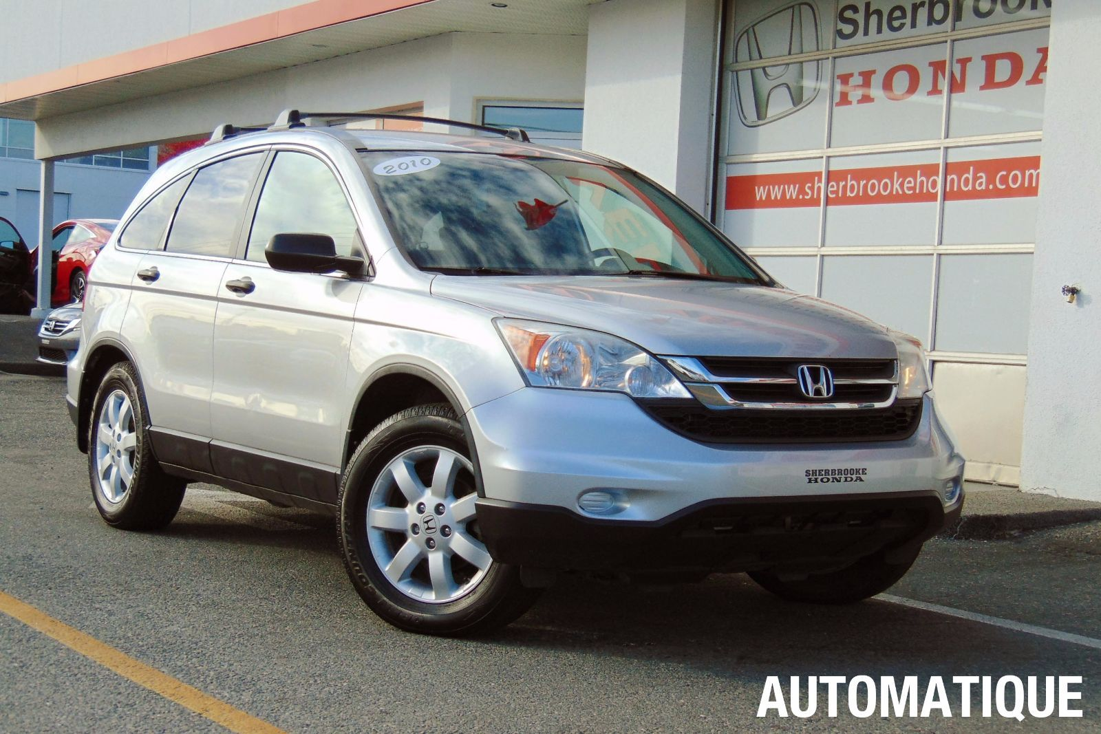 Pre owned 2010 honda cr v lx in sherbrooke pre owned for Honda used inventory