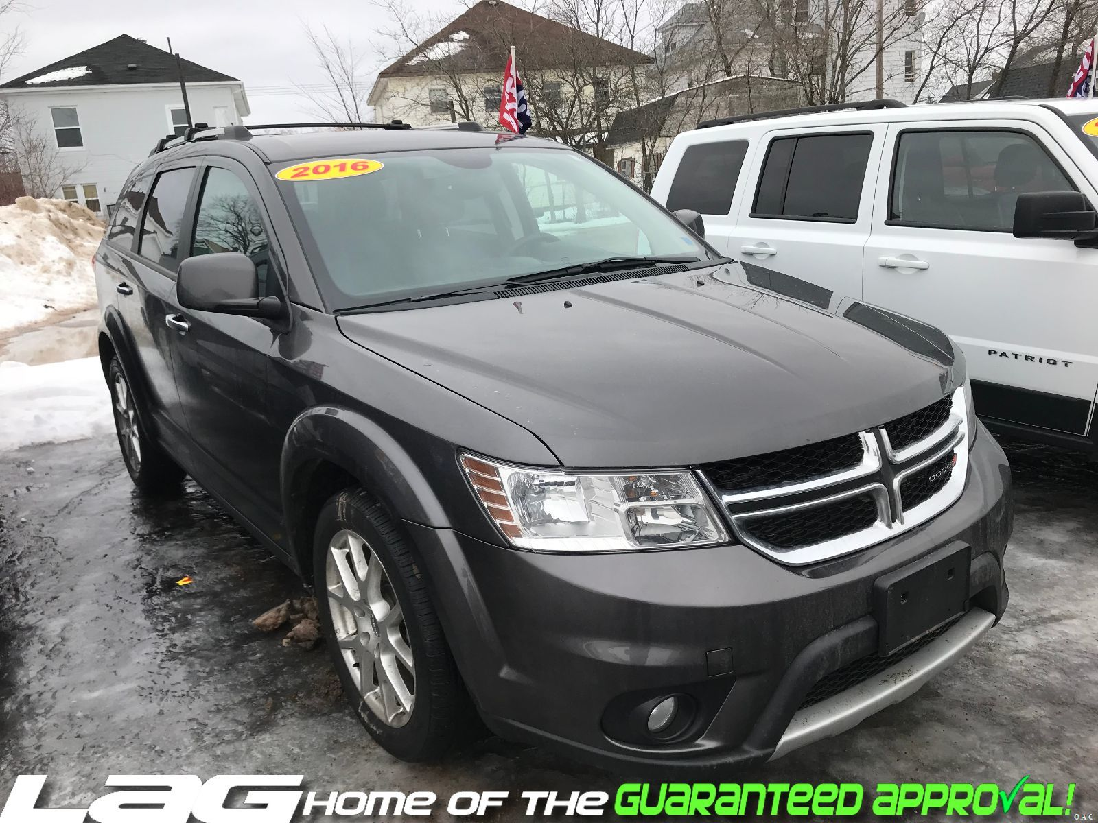 Used Dodge Journey News Of New Car Release