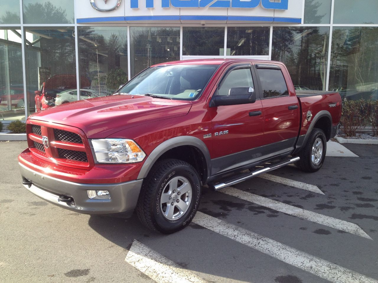 Lake View Auto | Used 2010 Dodge RAM 1500 TRX 4 in New Germany