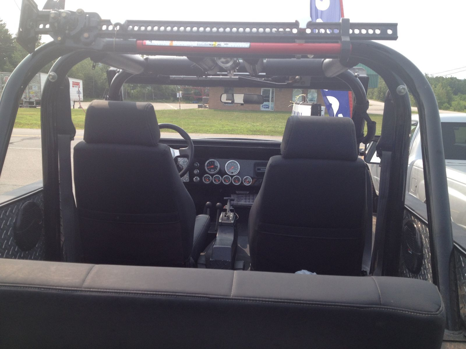 Used 1971 Ford Bronco Off Road In Kentville Inventory Interior Img 10