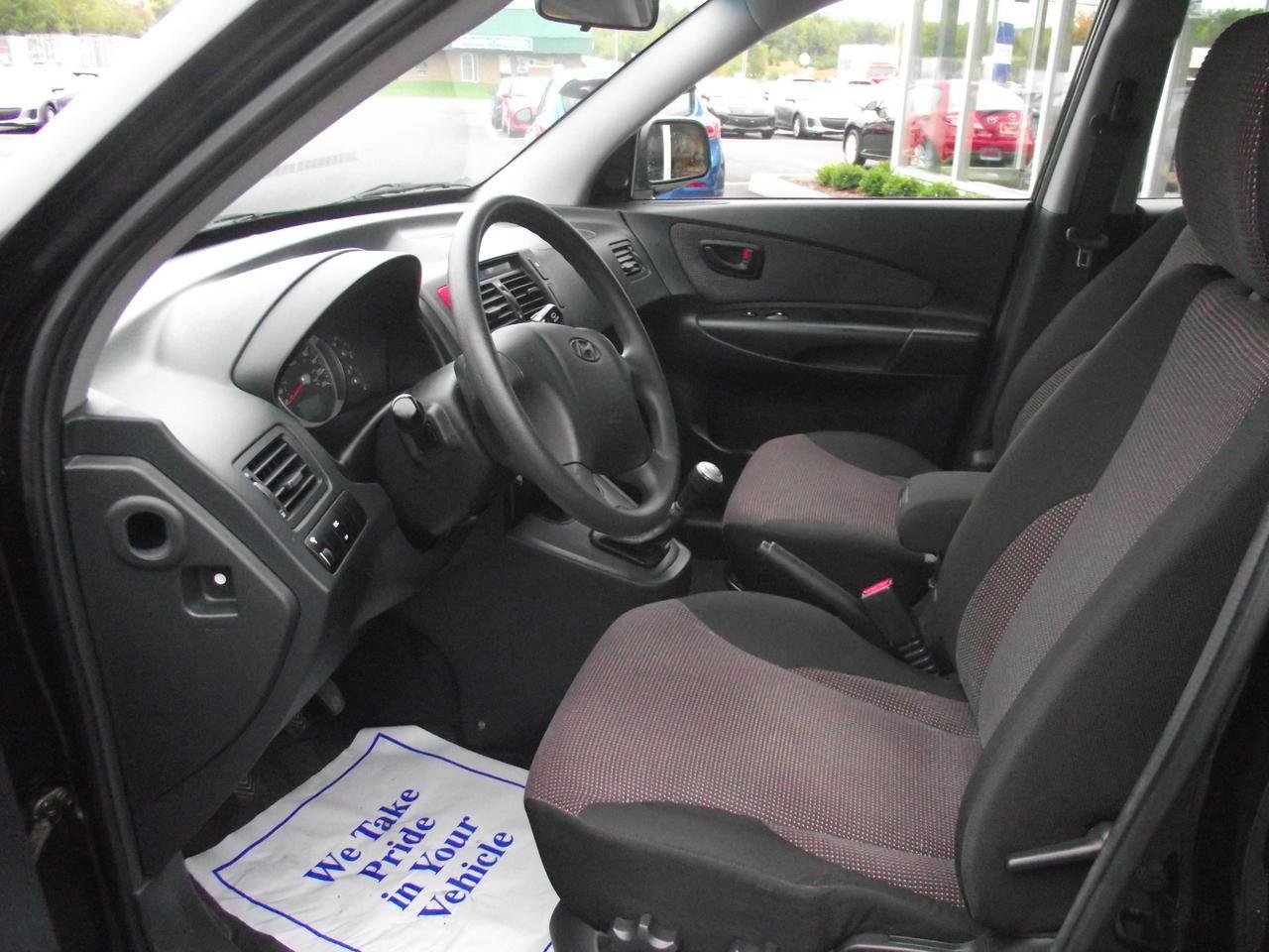 Used 2007 Hyundai Tucson Gl In Kentville Used Inventory Kentville Mazda In Kentville Nova