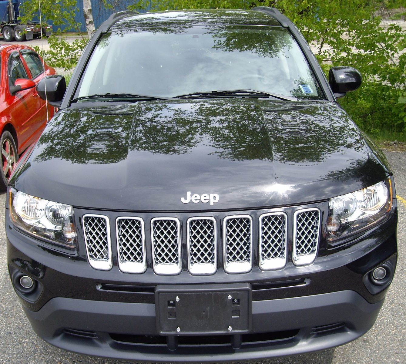 Jeep Compass Used Car: Used 2015 Jeep Compass In New Germany