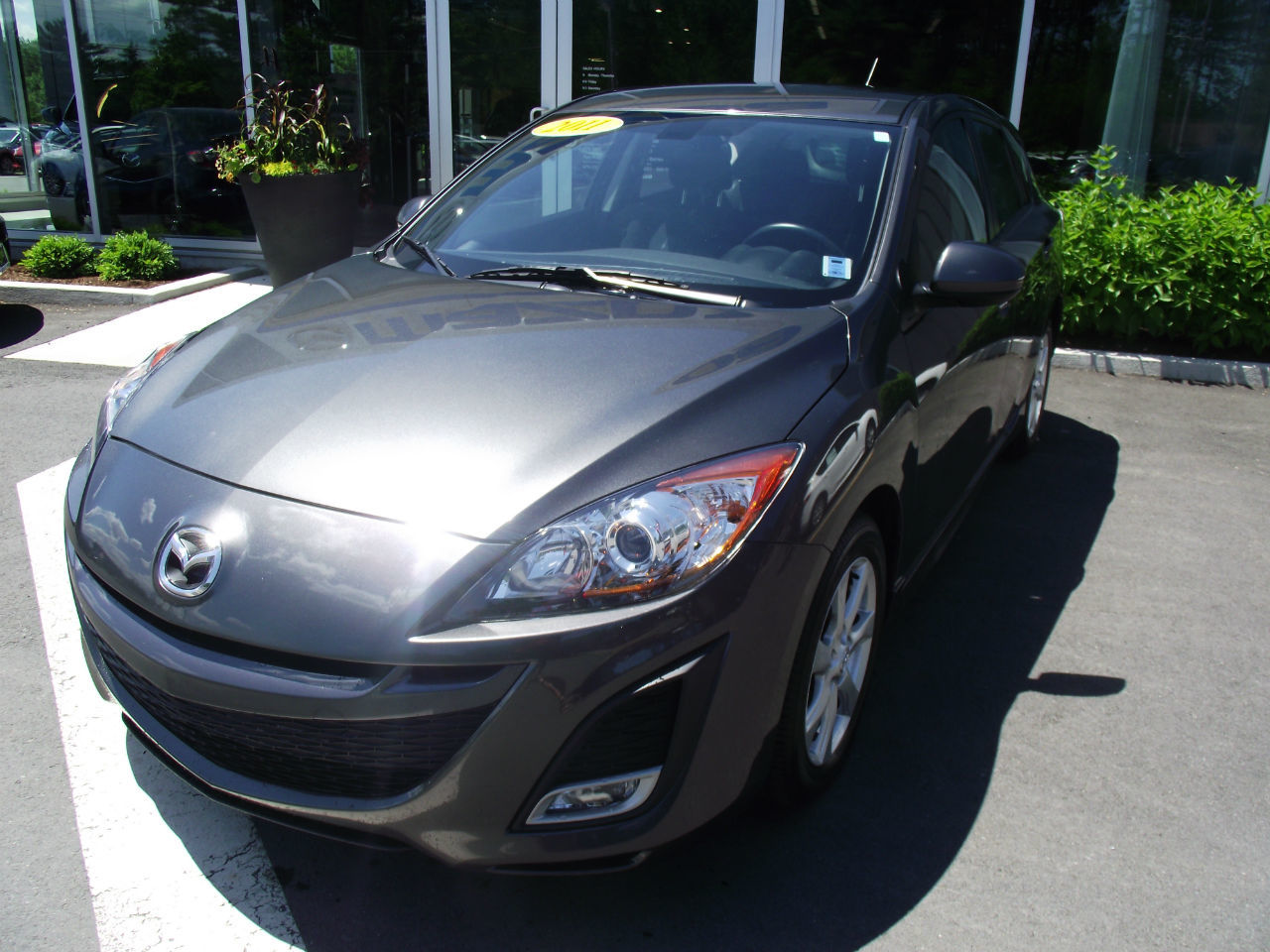 used 2011 mazda mazda3 sport in new germany used inventory lake view auto in new germany. Black Bedroom Furniture Sets. Home Design Ideas