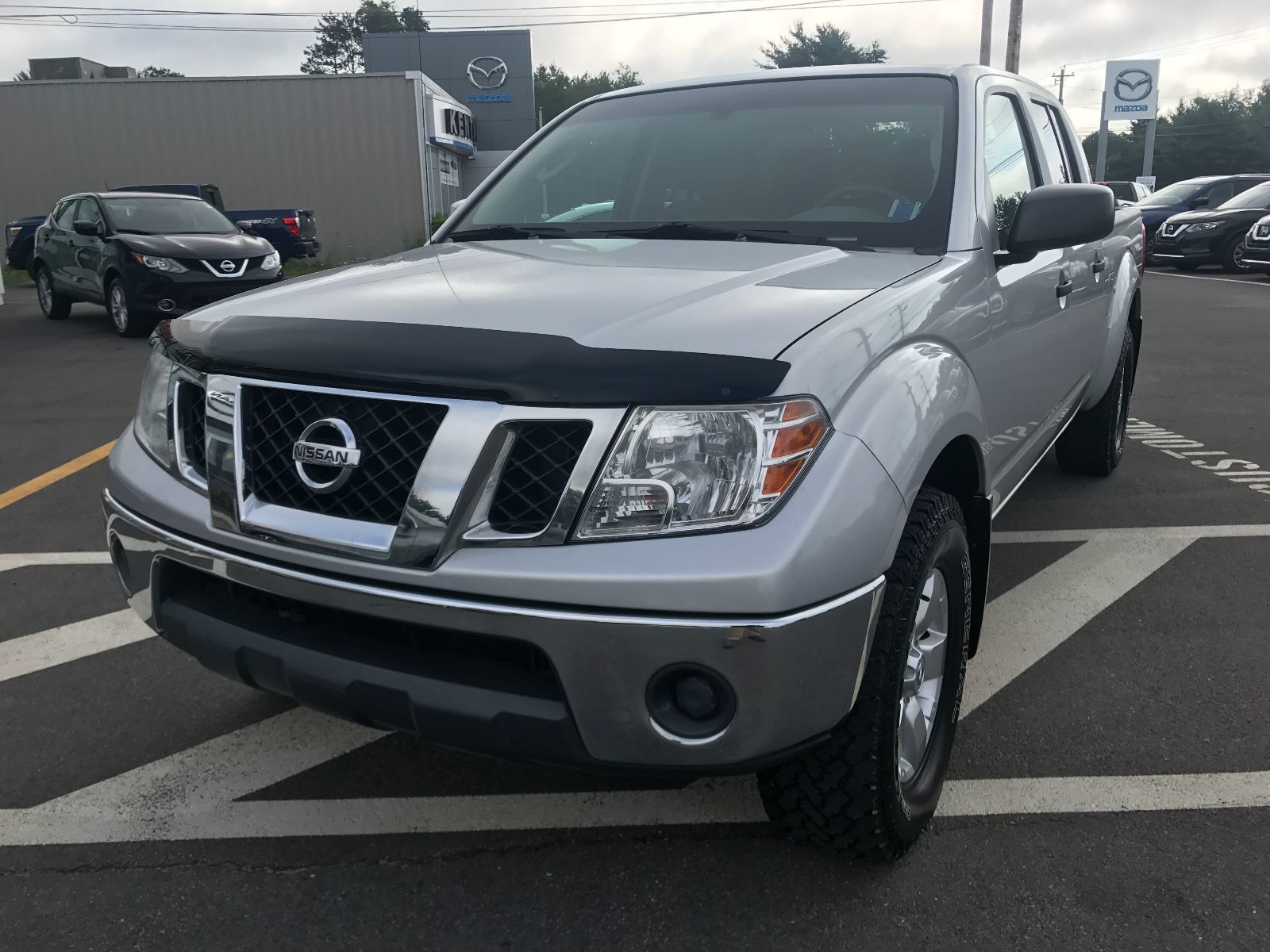 902 Auto Sales Used 2009 Nissan Frontier For Sale In Dartmouth Front Airbag Sensor 2002 Xterra Se Img 3