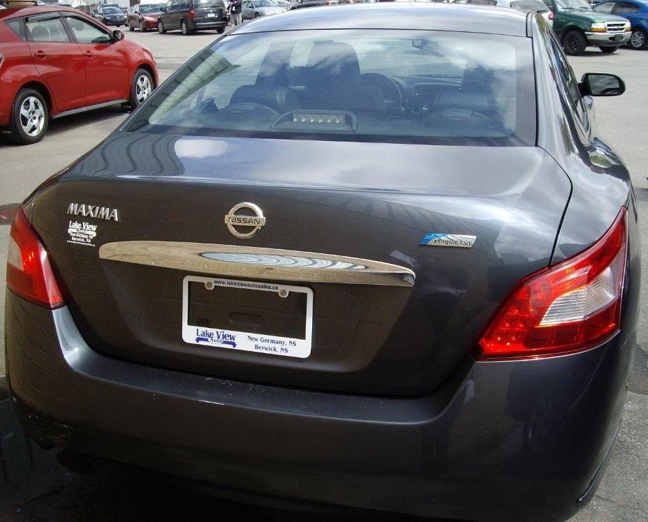 2010 Nissan Maxima MAXIMA S/SV   Img #5