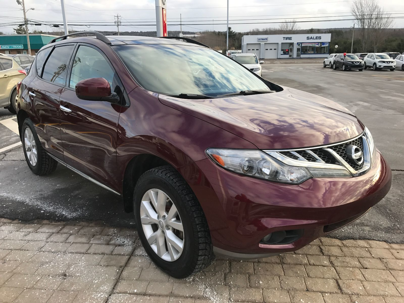 this sporty for that coveted much something quite in exterior platinum and unique sticking does drive moment at the nissan testdrives with is murano look a test news edition looks well exuding reviews