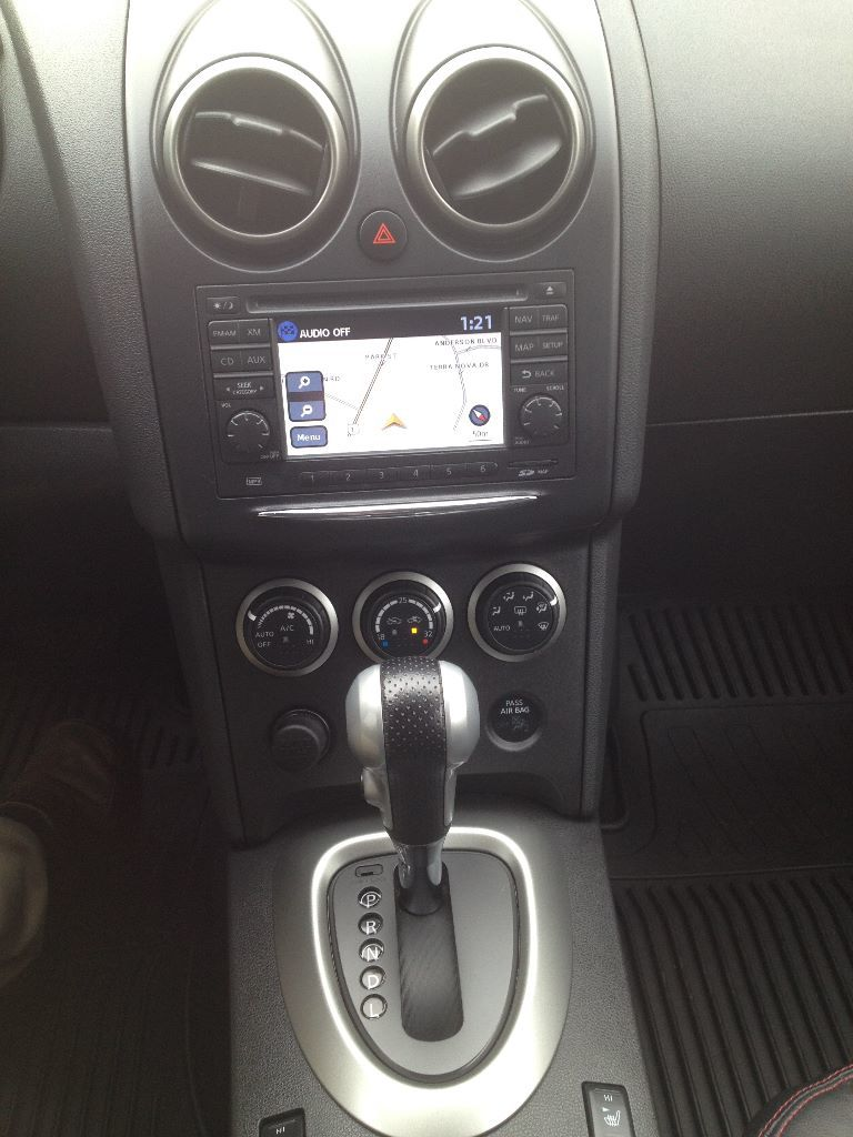 Nissan Rogue Select >> Used 2011 Nissan Rogue SL AWD in Kentville - Used ...