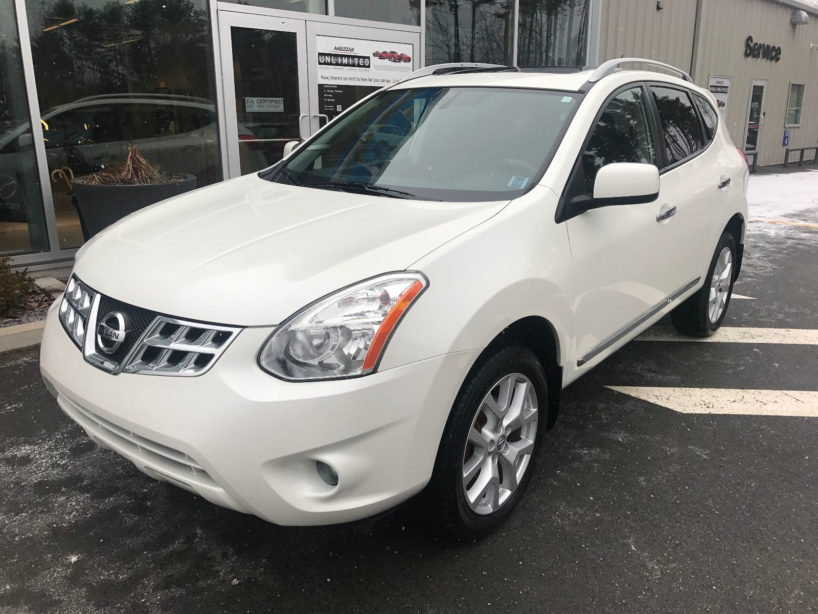 Used 2013 nissan rogue sv in kentville used inventory 2013 nissan rogue sv img 1 vanachro Images
