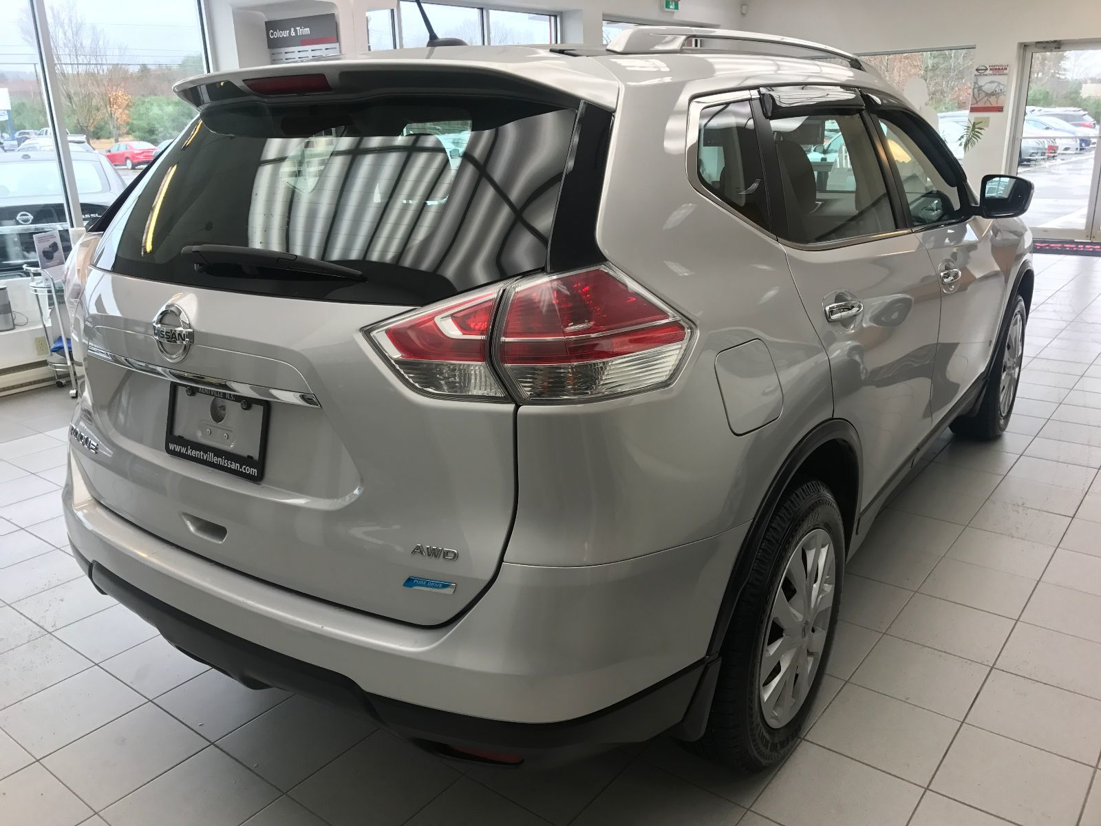 902 auto sales used 2014 nissan rogue for sale in dartmouth 2014 nissan rogue rogue sslsv img 7 vanachro Gallery