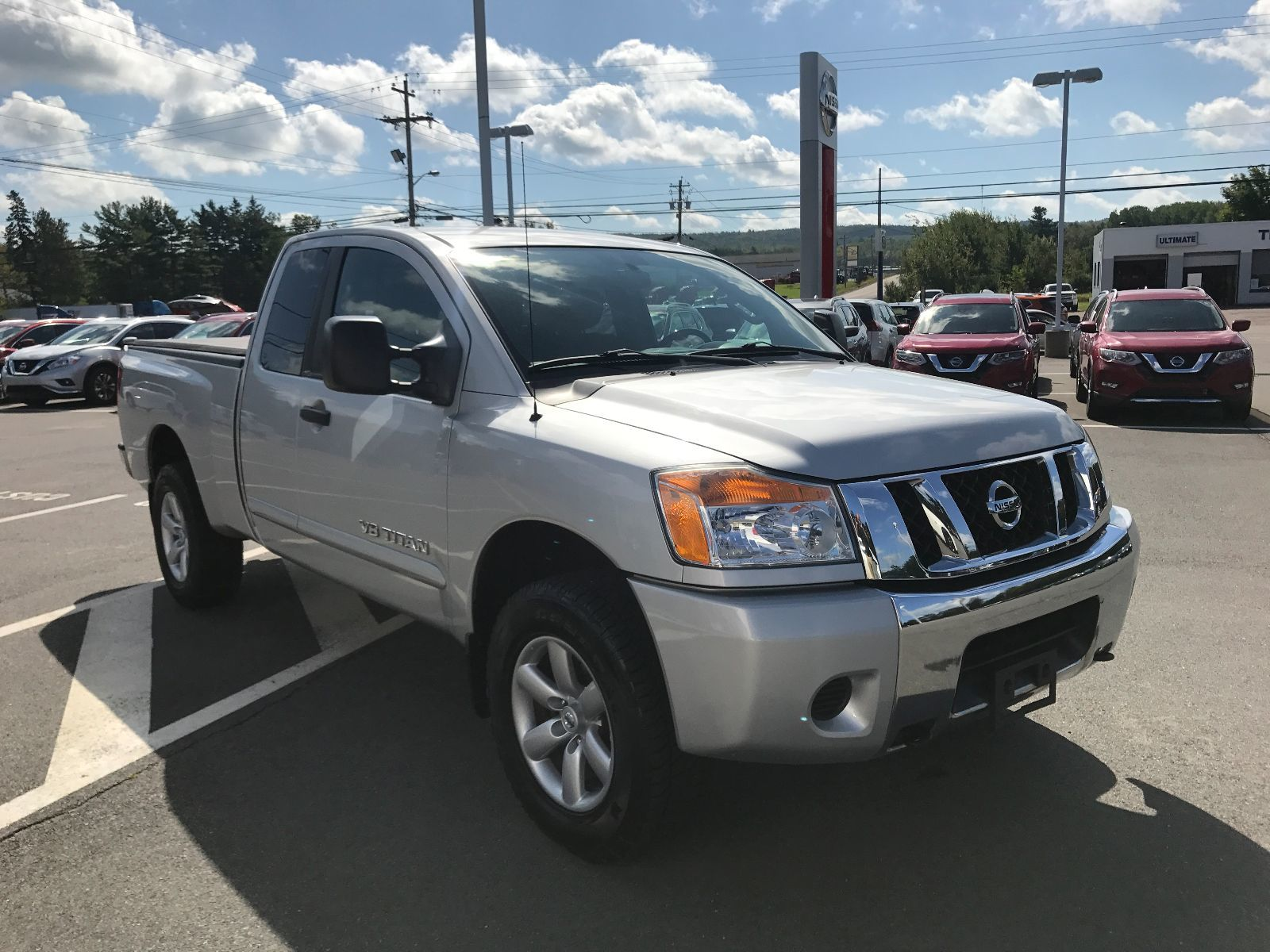 902 Auto Sales Used 2012 Nissan Titan for sale in Dartmouth