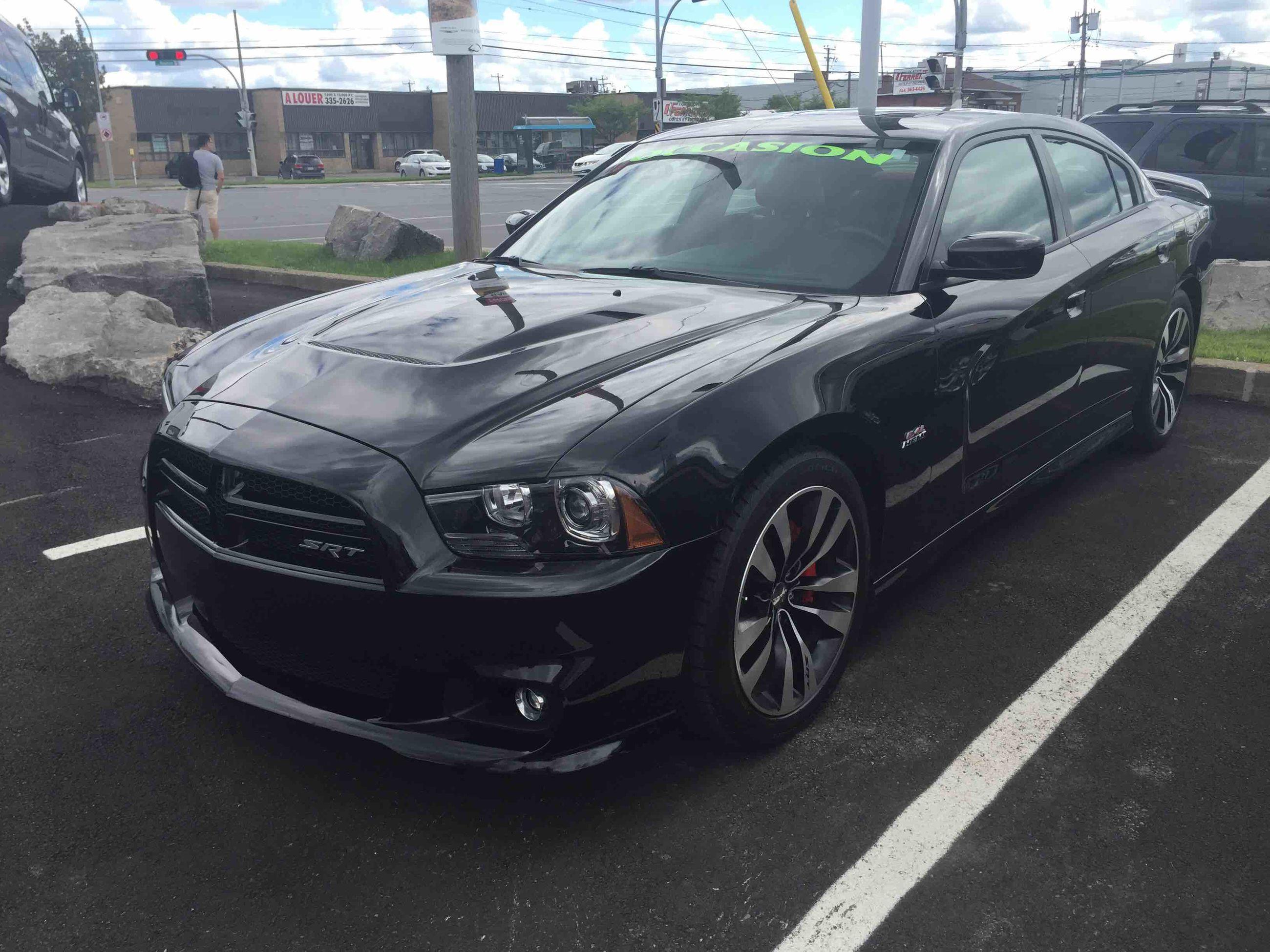 Used Car Dealerships Dodge Charger