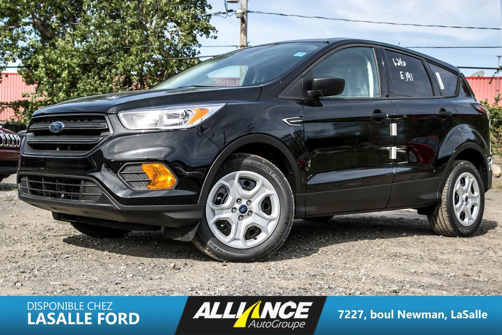 New 2017 Ford Escape S For Sale In Montreal Alliance
