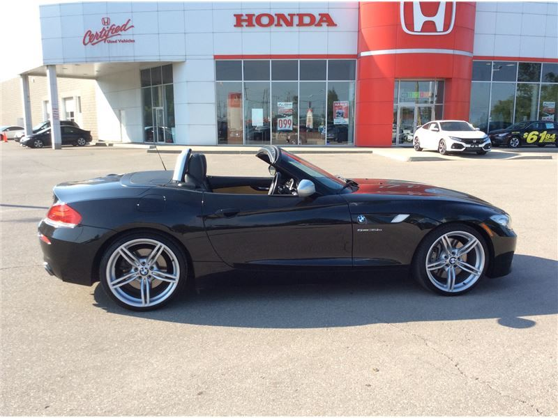Used 2011 Bmw Z4 Sdrive35is Navigation Leather For Sale 33988 0 81 673 Km Team Honda
