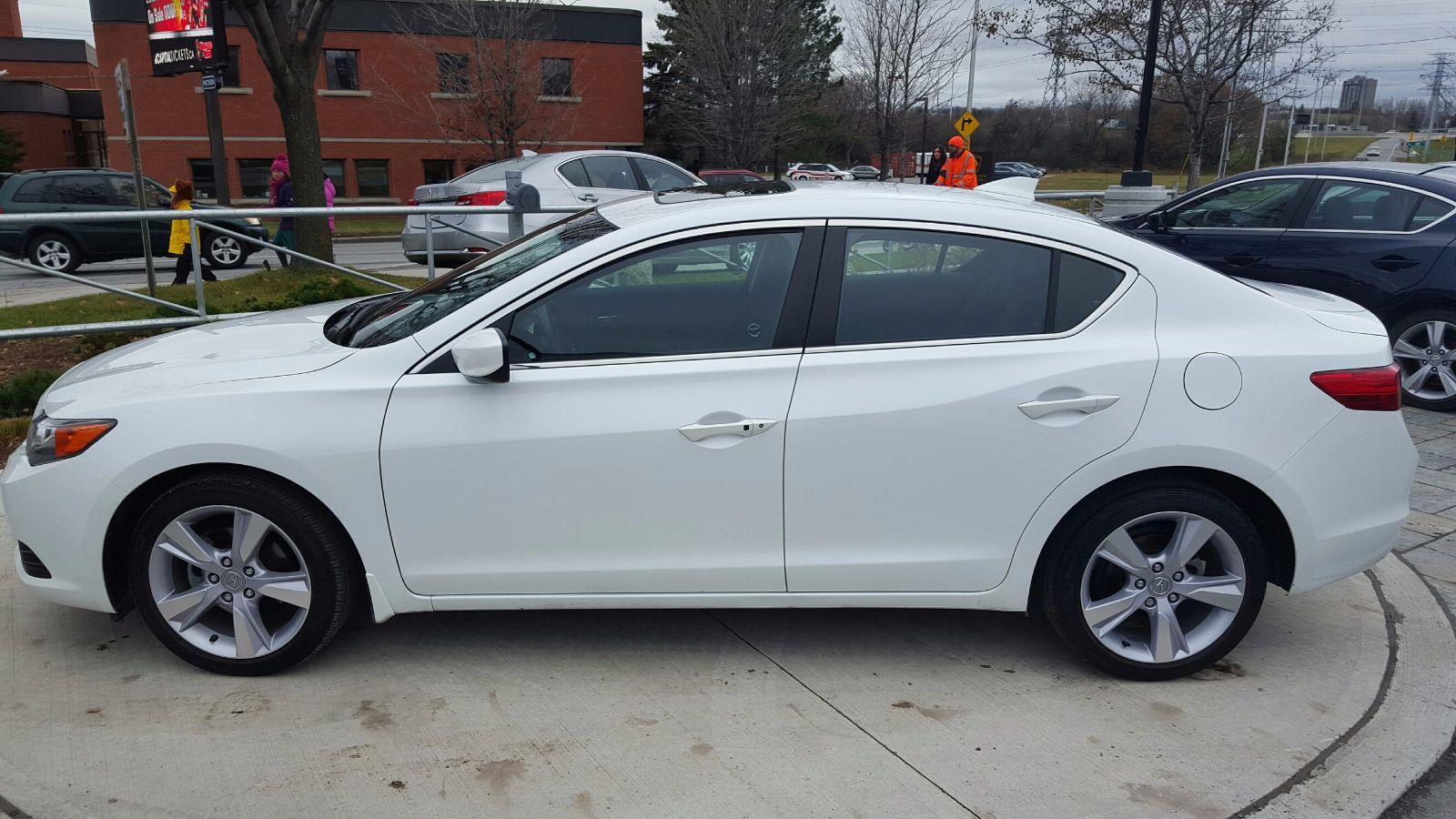 Pre Owned 2015 Acura Ilx Premium At In Ottawa Used