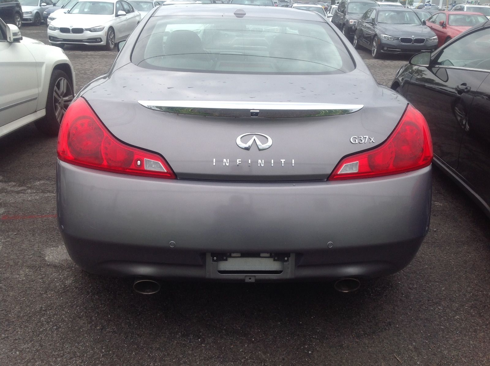 Pre Owned 2010 Infiniti G37x Coupe Awd Premium In Ottawa