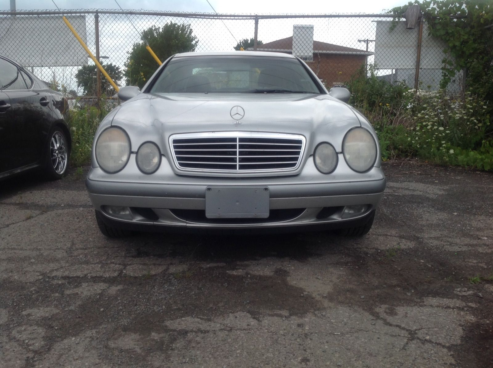 Pre owned 1998 mercedes benz clk320 leather roof in ottawa for Mercedes benz leather