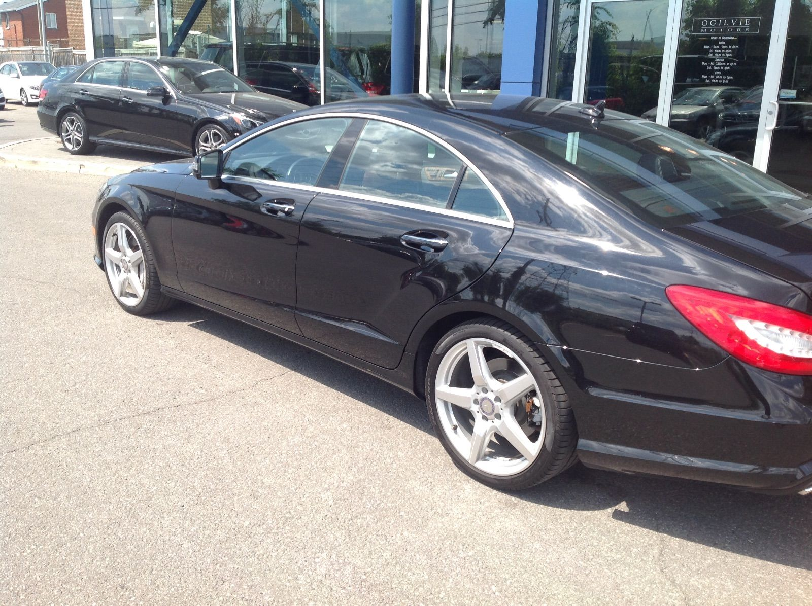 Pre owned 2014 mercedes benz cls550 awd leather nav in for 2014 mercedes benz cls550