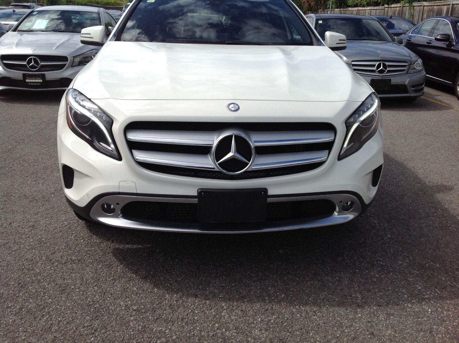 Pre owned 2016 mercedes benz gla250 premium pkg premium for Mercedes benz parking