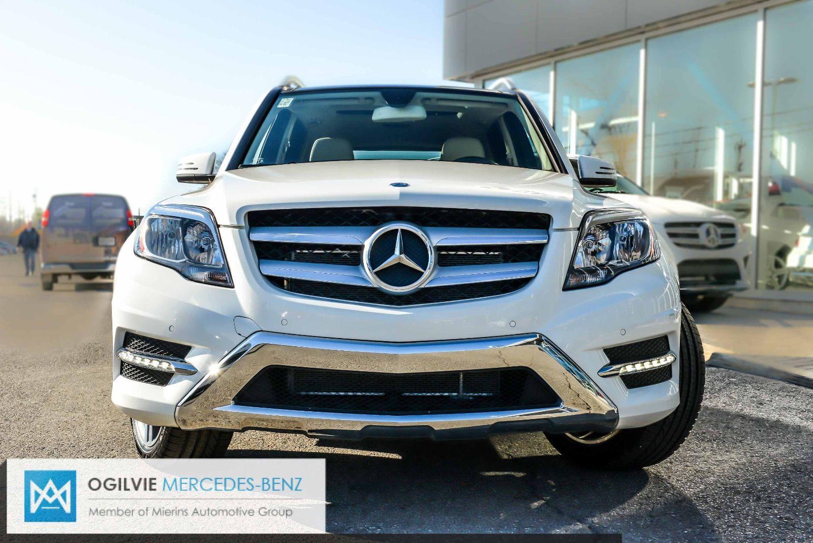 Pre owned 2013 mercedes benz glk350 4matic in ottawa for Mercedes benz glk350 accessories