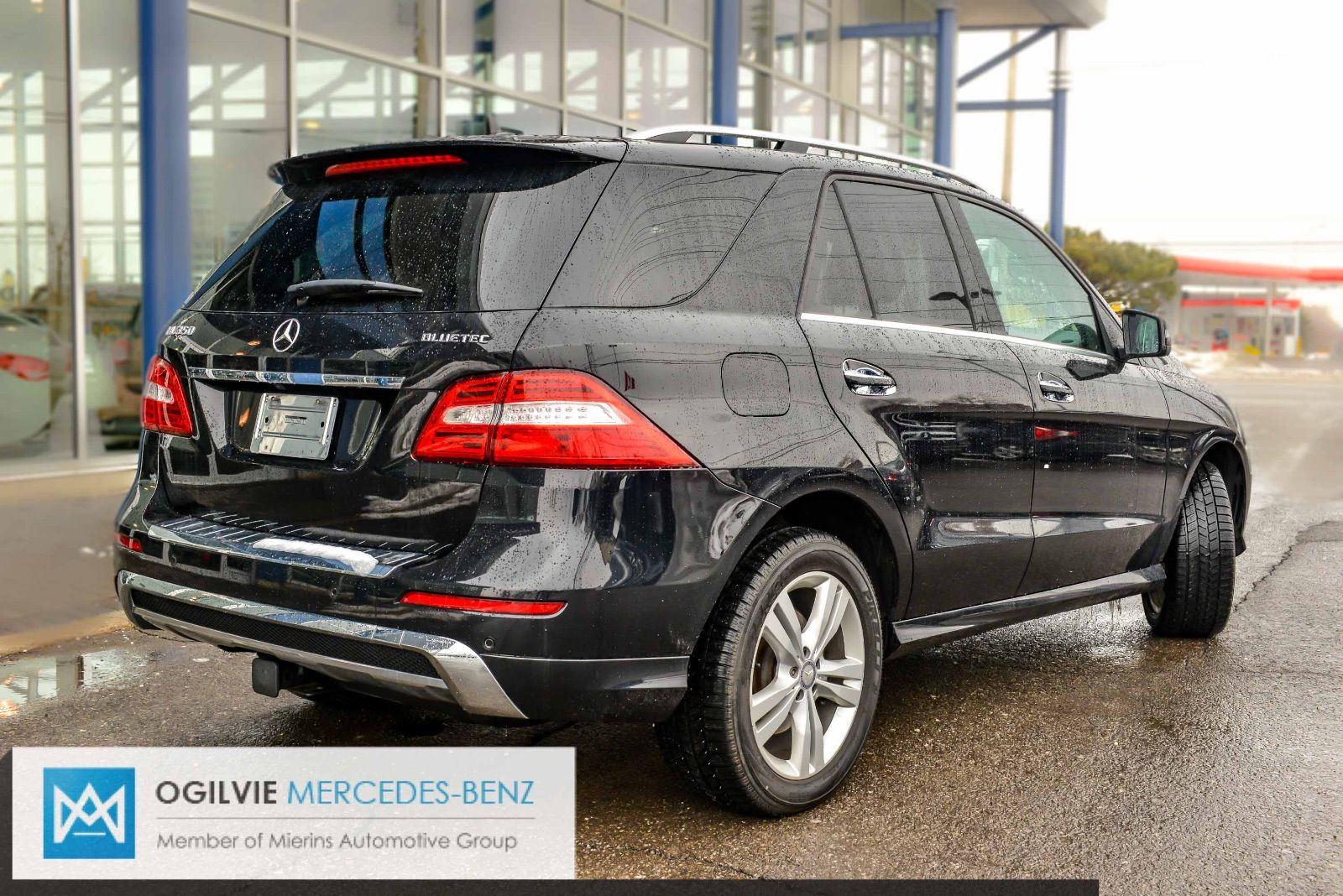 pre owned 2013 mercedes benz ml350 bluetec 4matic in ontario used inventory mierins. Black Bedroom Furniture Sets. Home Design Ideas