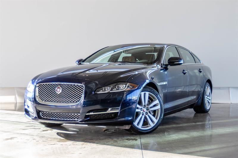 Certified Auto Sales >> Pre-Owned 2018 Jaguar XJL 3.0L V6 AWD Portfolio - $82995.0 | Jaguar Langley