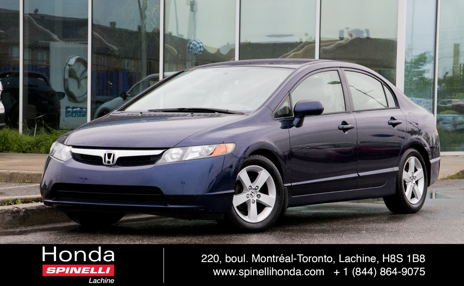 Honda Certified Pre Owned >> Used 2006 Honda Civic LX DEAL PENDING AUTO MAGS PROPRE in Montreal, Laval and South Shore | #96895A