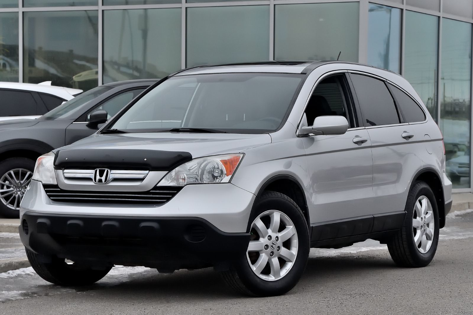 Used 2009 Honda CR-V EX-L DEAL PENDING AWD BAS KM PROPRE in Montreal, Laval and South Shore   #97475