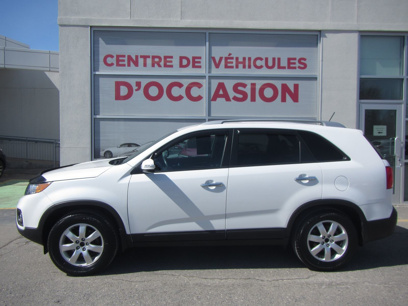 used 2013 kia sorento lx fwd in montreal laval and south shore p0516. Black Bedroom Furniture Sets. Home Design Ideas