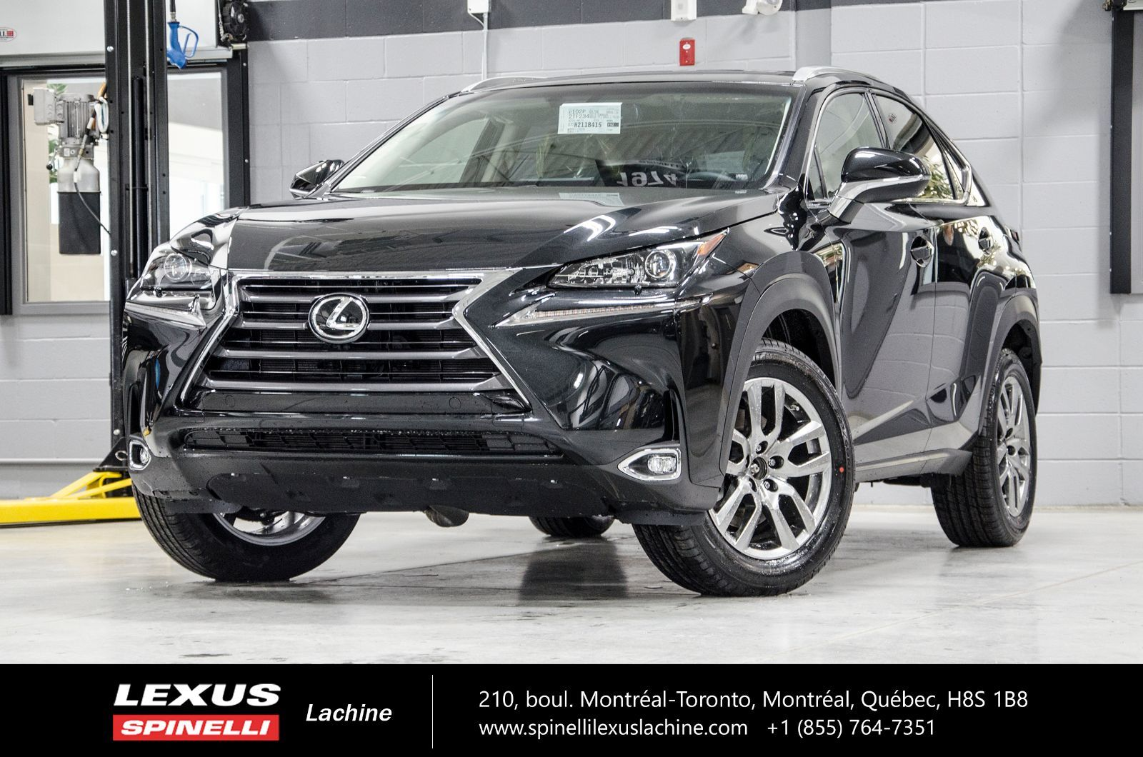 used 2017 lexus nx 200t premium awd cuir toit camera in montreal laval and south shore demo. Black Bedroom Furniture Sets. Home Design Ideas