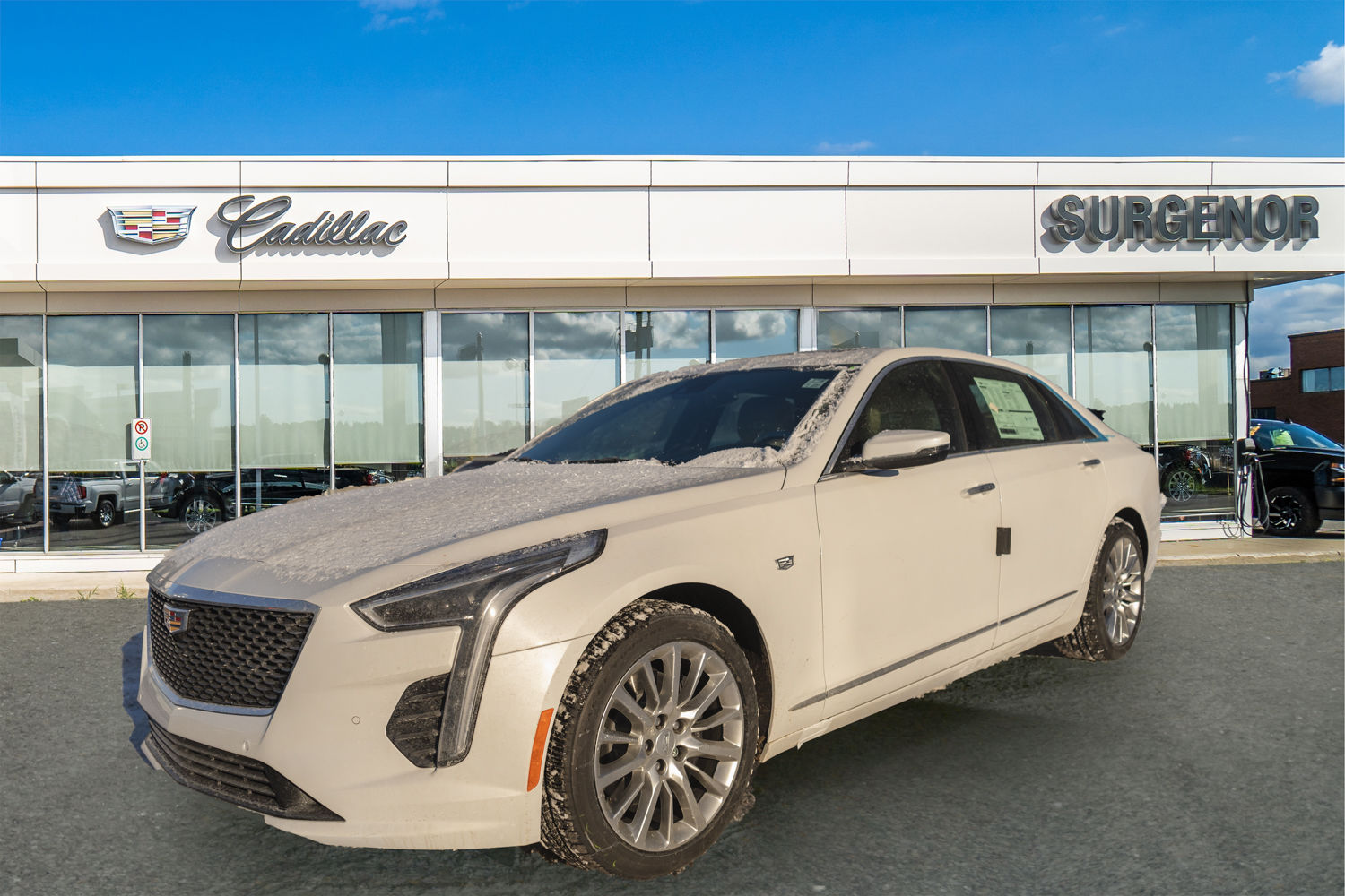 New 2019 Cadillac CT6 Luxury for Sale - $56365.0 ...