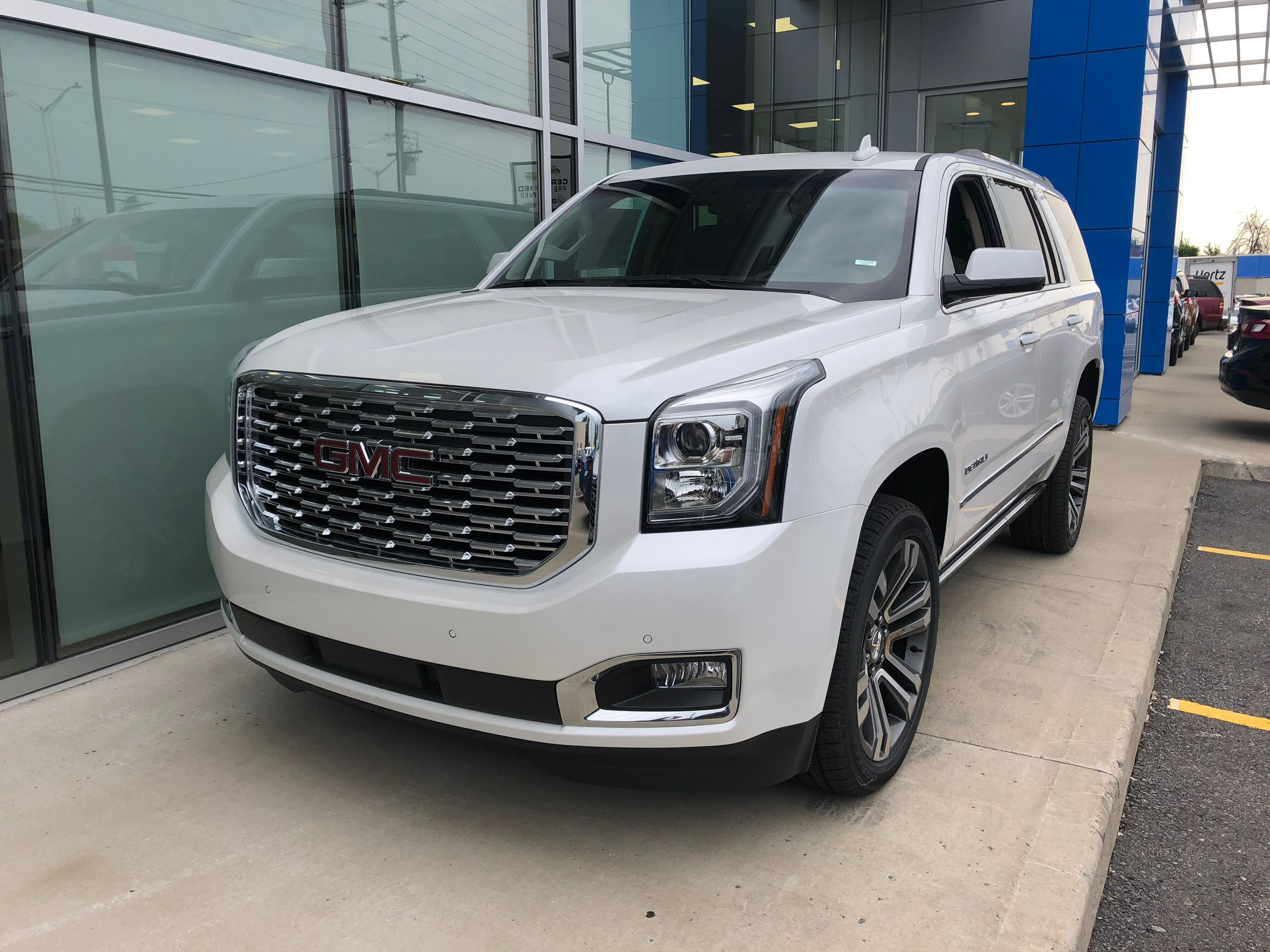 New 2019 GMC Yukon Denali for Sale - $92399.0 | Surgenor ...