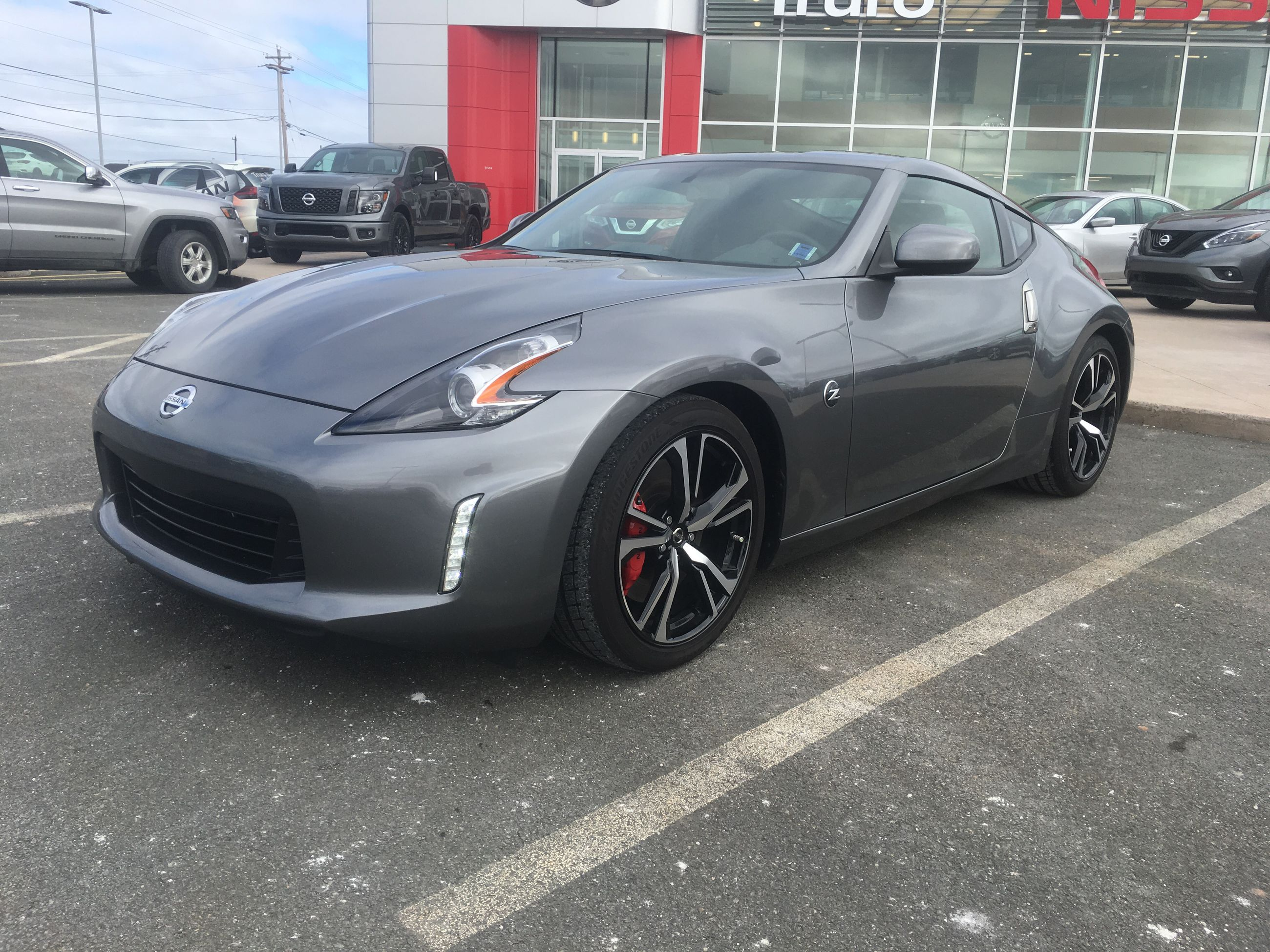can ever z nissan the production you news for first sale own built