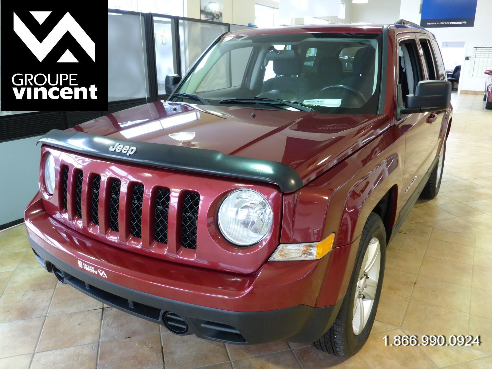 jeep patriot north 4x4 air cruise 2011 d 39 occasion. Black Bedroom Furniture Sets. Home Design Ideas