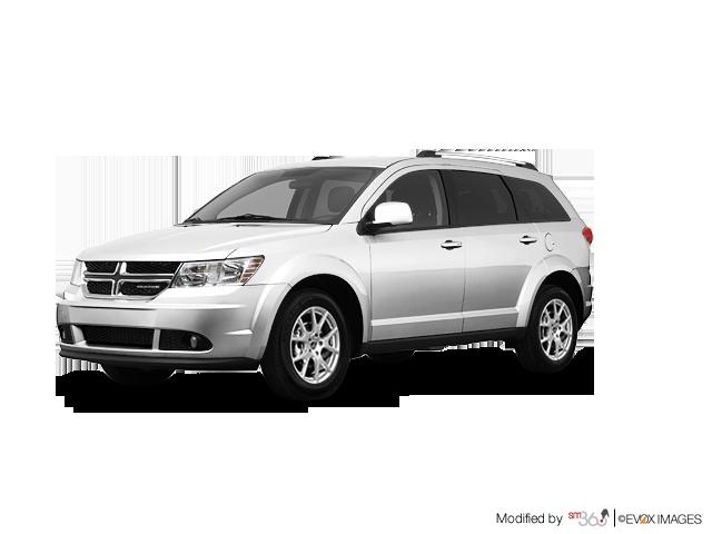 Dodge journey 2013 - blanc