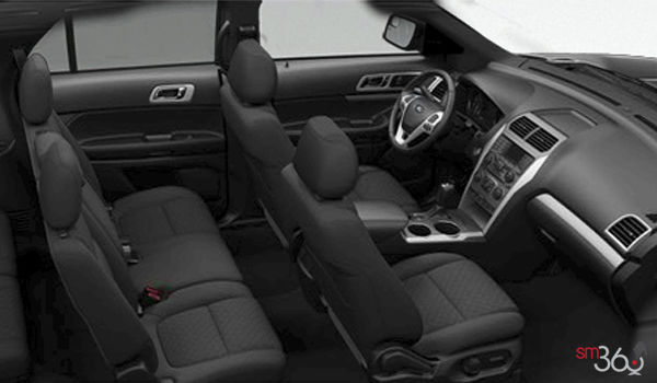 2014 Ford Explorer XLT for sale in Montreal   LaSalle Ford