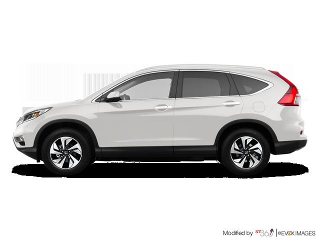 2015 Honda Cr V White Diamond Pearl
