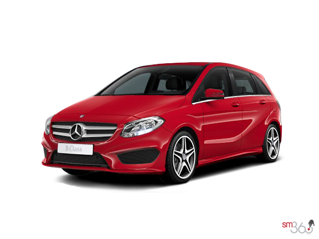 New 2015 mercedes benz b250 4matic for sale in ottawa for Mercedes benz interest rates