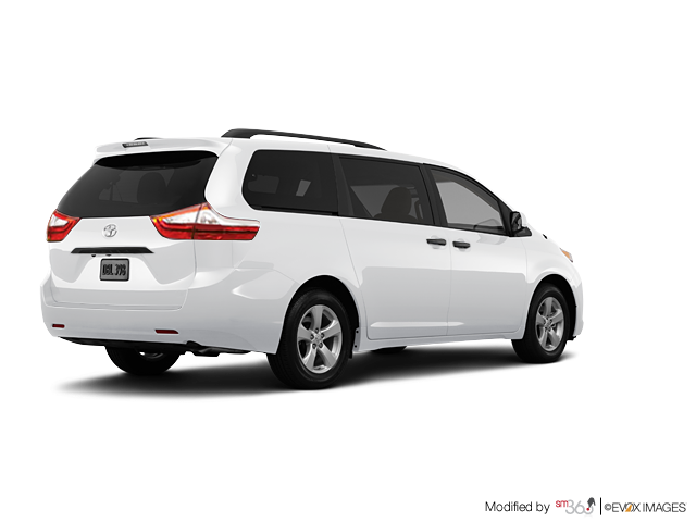 Toyota Sienna Fwd 7 Pass 2015 Ile Perrot Toyota In Pincourt Quebec