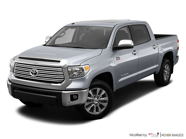 new 2016 toyota tundra crewmax limited for sale in pincourt. Black Bedroom Furniture Sets. Home Design Ideas