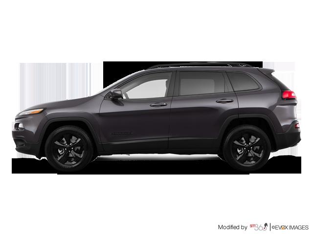 2017 Jeep Cherokee High Altitude Alliance Autogroupe In