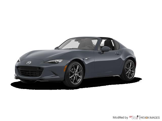 Mazda MX-5 RF GT GT 2017
