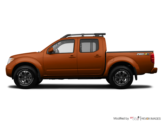 2017 Nissan Frontier Pro 4x For Sale In Burnaby Morrey