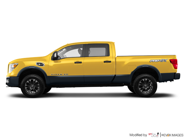 2017 Nissan Titan Xd Gas Pro 4x For Sale In Coquitlam