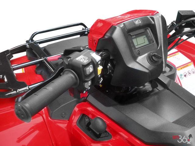 New 2018 Honda TRX500 Rubicon IRS | Edmundston Honda