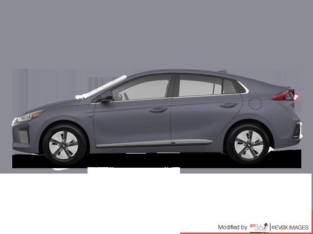 Hyundai Ioniq Hybrid BLUE 2018
